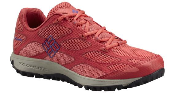 Columbia Conspiracy IV  - Chaussures de sport Femme - rouge